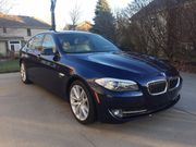 2012 BMW 5-SeriesSport and Premium Packages