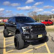 2015 Ford F-150 FX4Lariat Crew Cab Pickup 4-Door