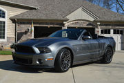 2013 Ford MustangShelby GT500 Convertible 2-Door
